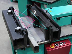 Metal Straightening | Stierli-Bieger