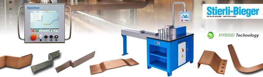 Copper Bending Machine | Stierli-Bieger