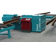RAIL bending and straightening machines